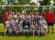 GirlsSoccerTeam2013